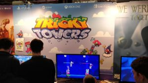 Tricky Towers - EGX 2018