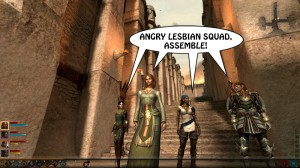 dragon age squad view