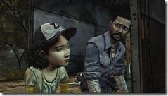 שתי הדמויות הראשיות בהבעות פנים טיפוסיות